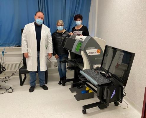 Simulatore Robotico